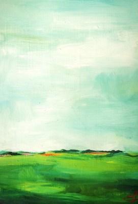 under a big blue sky emily jeffords painting