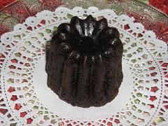 Chocolate Cannele