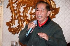 華叔2009年訪卡加利