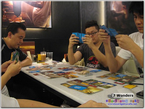 BGC Meetup - 7 Wonders