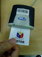 Scytl - smartcard reader