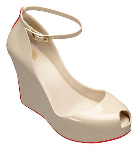 Melissa SS2011 - Patchuli Beige