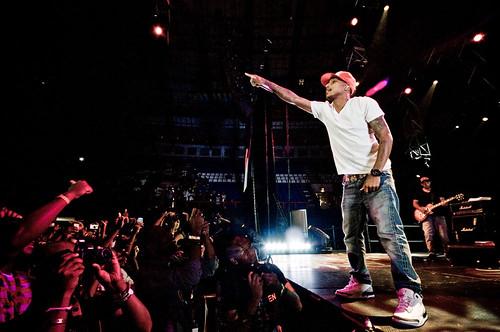 Pharrell Williams and N.E.R.D