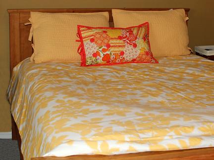 hexagon cushion
