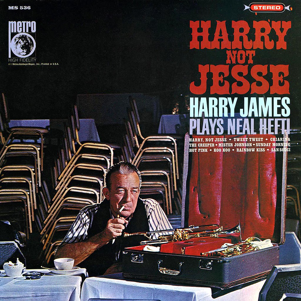 Harry James - Harry, Not Jesse