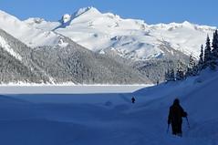 Garibaldi Lake, 19 Feb 2011