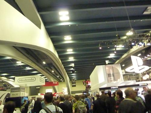 GDC 2011 Expo Floor