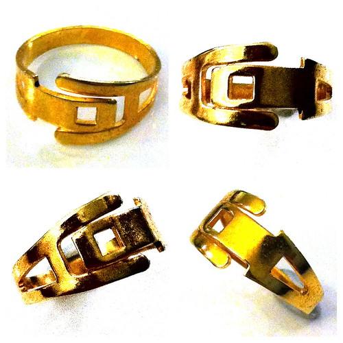 Vintage Gold Ring