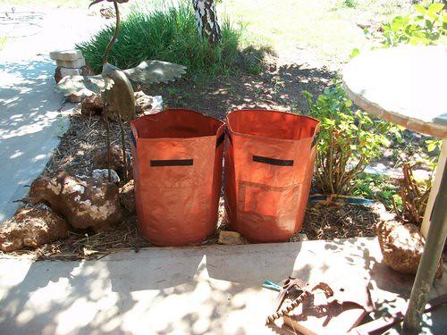 Potatoe growing bags