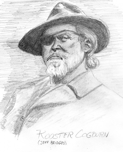 True Grit - Rooster Cogburn (Jeff Bridges)
