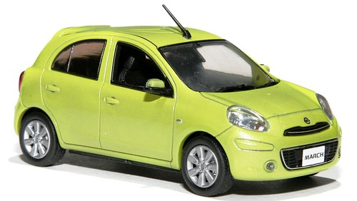 J-Collection Nissan Micra