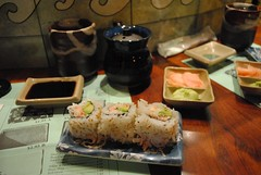 Sushi by Rachell