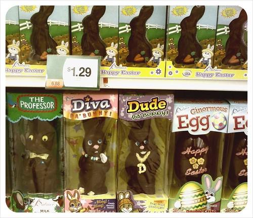 choco rabbits