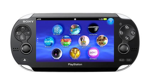 Sony NGP PSP2
