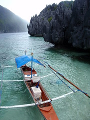 Palawan Pumpboat