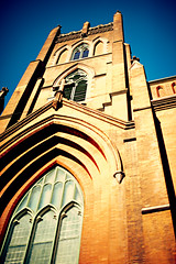 Front of Immaculate Conception