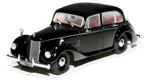 Oxford Armstrong Siddeley Lancaster