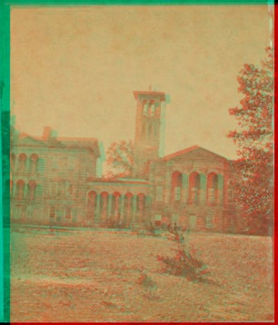Old Furman CR Anaglyph