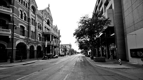 The Morning After SxSW on 6th St