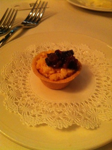 Pimento cheese tart from Felicia Suzanne
