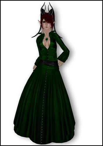 52 Weeks of Color Challenge - Week 13: Emerald