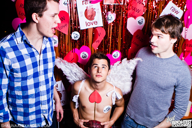 A RAW VDay with BYGays-4146