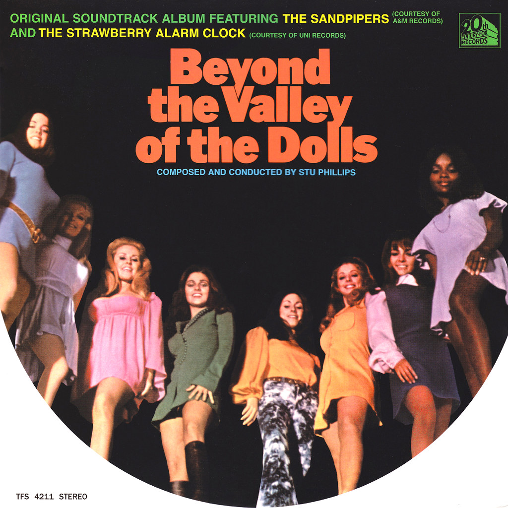 Stu Phillips - Beyond the Valley of the Dolls