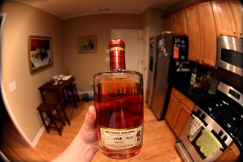 Opthimus Rum