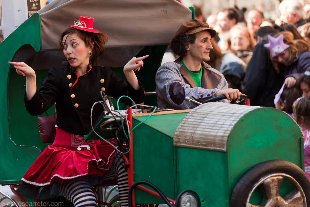 Circo Ambulante (Cia. Cirteani)