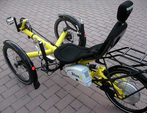 trike scorpion velotechnik okocicle 00