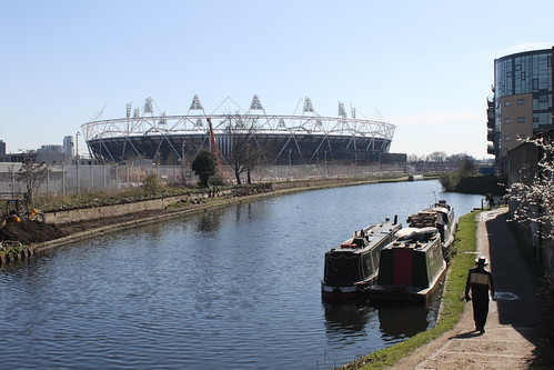 Olympics and boats