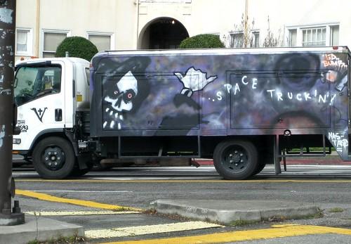 space truckin' by dyannaanfang