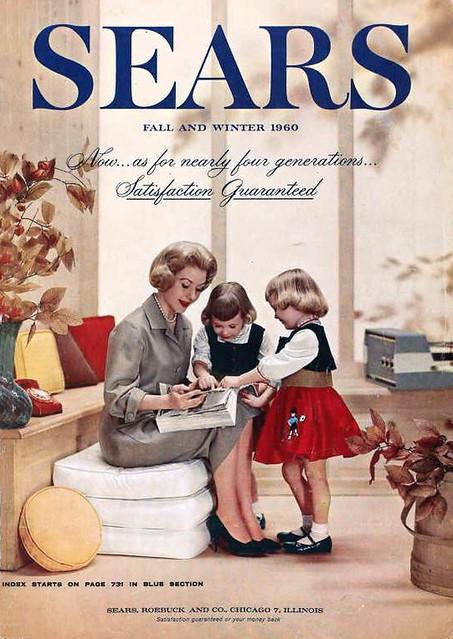 Sears 1960 Fall Catalog