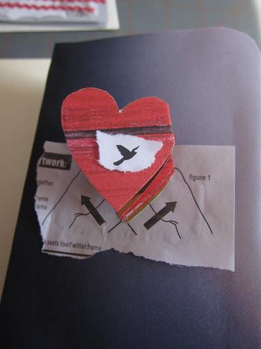 love/open heart