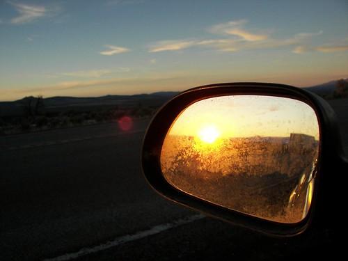 Taos, Sunset