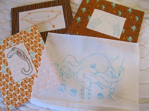 march stitch along: the Plan