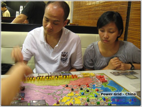 BGC Meetup - Power Grid China