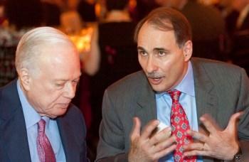 John Vogelstein and David Axelrod