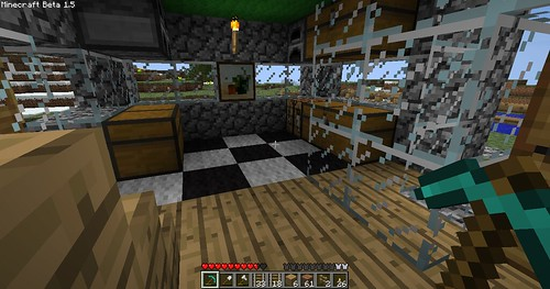 Minecraft - Kitchen
