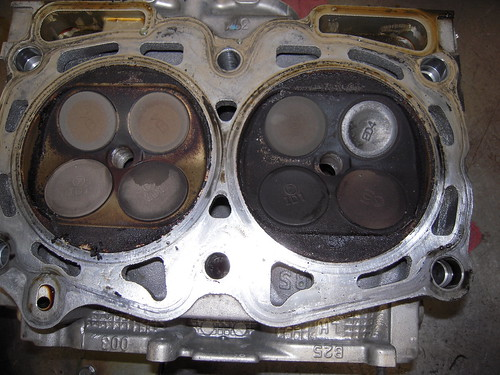 Subaru Exhaust Valve