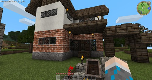 Minecraft - Cool House