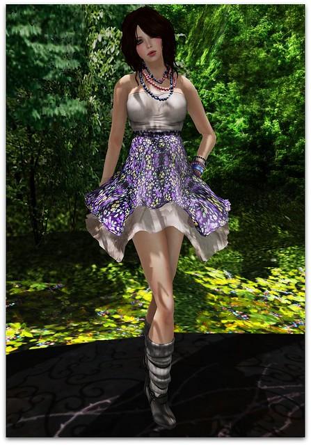 Dalia Dress Lpd