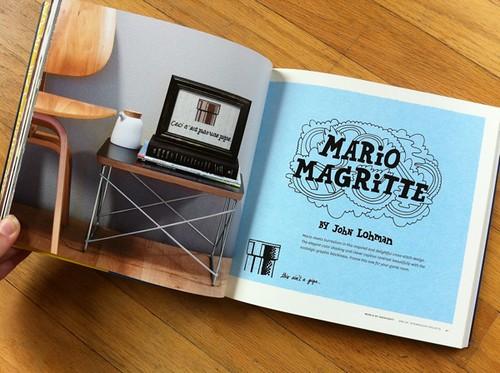 Mario Magritte by John Lohman