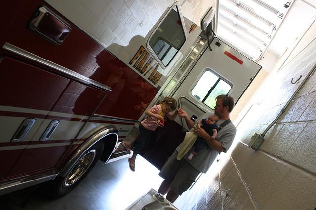 fire station field trip • preschool - 18