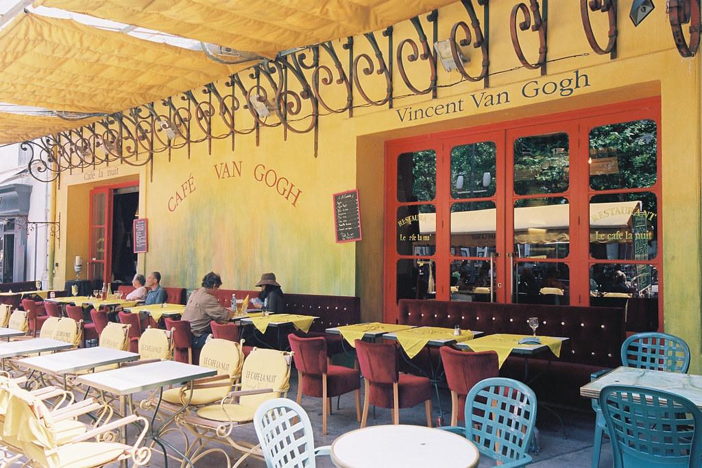 + Bonjour ! France ! Day 6 -- 梵谷文化中心,梵谷咖啡廳,聖托菲姆教堂 + | Asphodel Fields