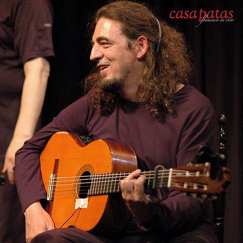 Paco Cruz. Foto: Martín Guerrero