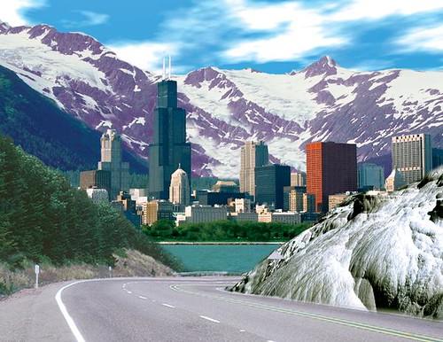 Chicago in Alaska