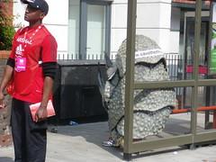 London Marathon Rhino 2