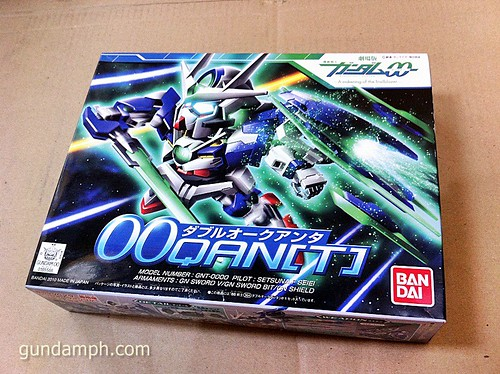 Building SD Qan[T] (3)