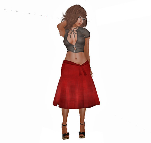 Gatcha - Vanitas Vesture Obsessive Skirt